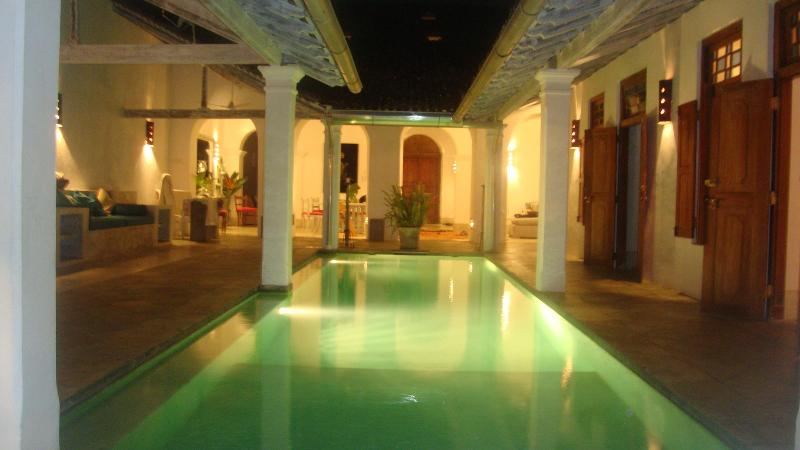 19th Century Dutch Colonial Villa (whole house) - Image 1 - Galle - rentals
