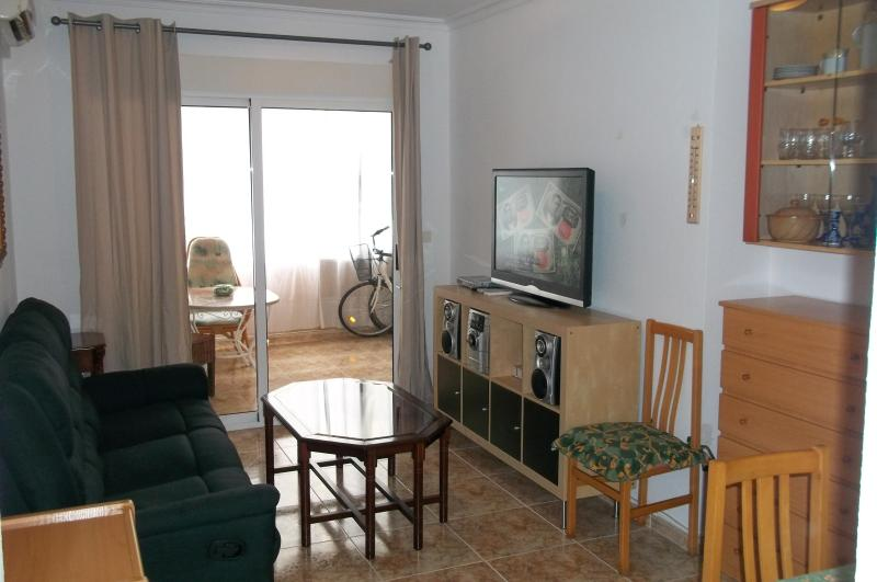 Living room - Casa La Sal by the beach - Torrevieja - rentals