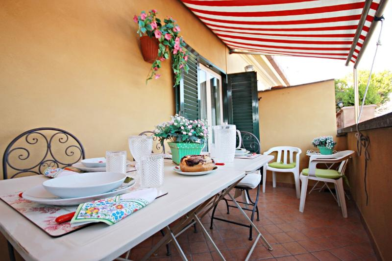 The Terrace - Terrace on Rome Terrazza Fiorita Rome City Center - Rome - rentals