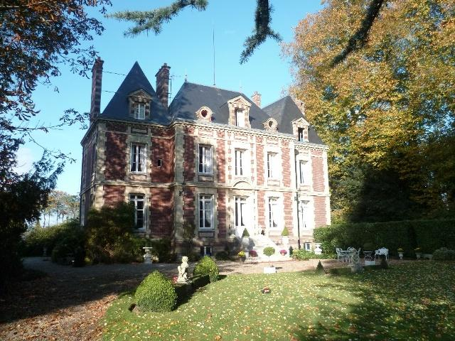the little castle - le petit chateau Saint=Ouen (haute-Normandier) - Saubusse - rentals