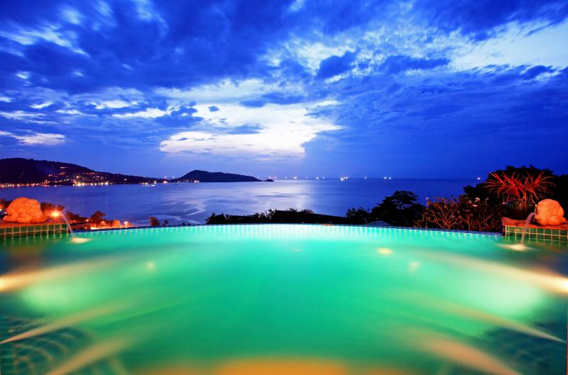 Swimming Pool - A3-Phala, L'Orchidee Residences - Patong - rentals