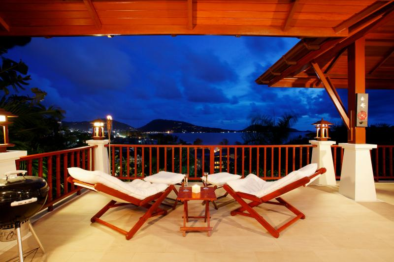 Terrace - C8-Cattleya, L'Orchidee Residences - Patong - rentals