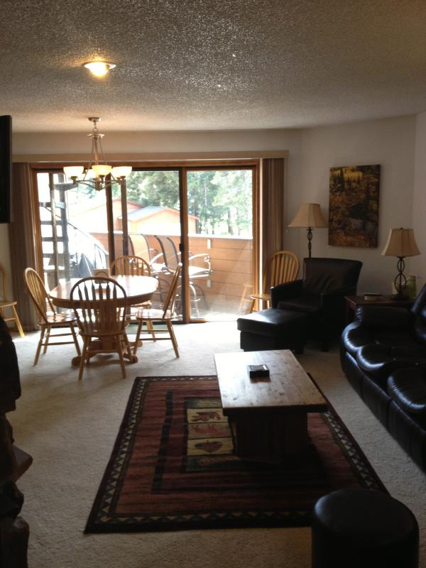 Alpine retreat 2/2 in Old Town - Image 1 - Winter Park - rentals