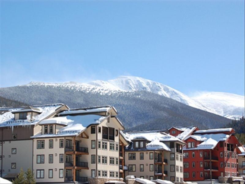 Front View of Condo - Fraser Crossing Ski-In/Ski-Out Base of Winter Park - price reduced! - Winter Park - rentals