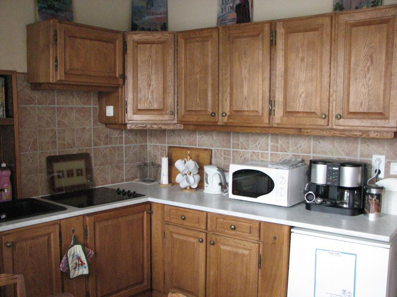 #9 KitchenWork Space/ Cabinets - A Quiet Place in Rural Central France - Neris-les-Bains - rentals