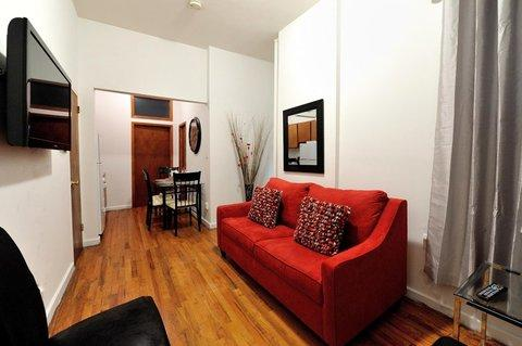 Vibrant and Sophisticated 1 Bedroom Apartment 1C ~ RA42967 - Image 1 - Manhattan - rentals