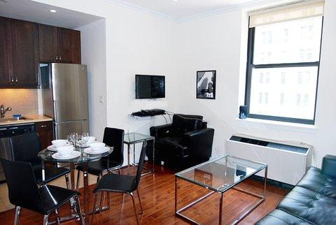Luxurious and Tranquil 1 Bedroom Apartment 8G ~ RA42935 - Image 1 - Weehawken - rentals