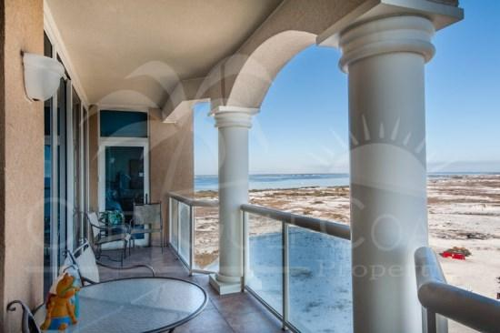 Luxury Suite: 2 bed/ 2.5 bath GORGEOUS Gulf View from the 11th Floor - Image 1 - Pensacola Beach - rentals