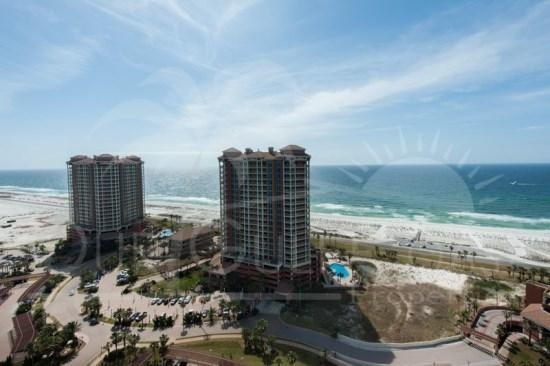 Spoil Yourself *Penthouse* Gulf Views @ Every Angle! - Image 1 - Pensacola Beach - rentals