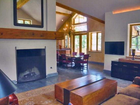 Living Room  - Wood River Drive #575- Contemporary Home Near Big Wood River - Ketchum - rentals