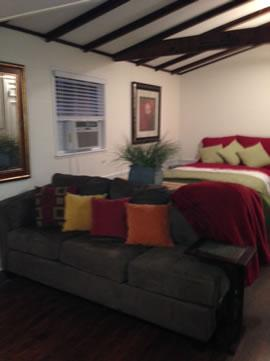 LR & BR - Converted Garage Apartment - Sarasota - rentals