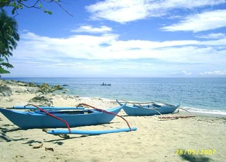 Secluded beaches, swimming, snorkelling. - Munting Buhangin (Small Beach) Apartment. - Occidental Mindoro Province - rentals