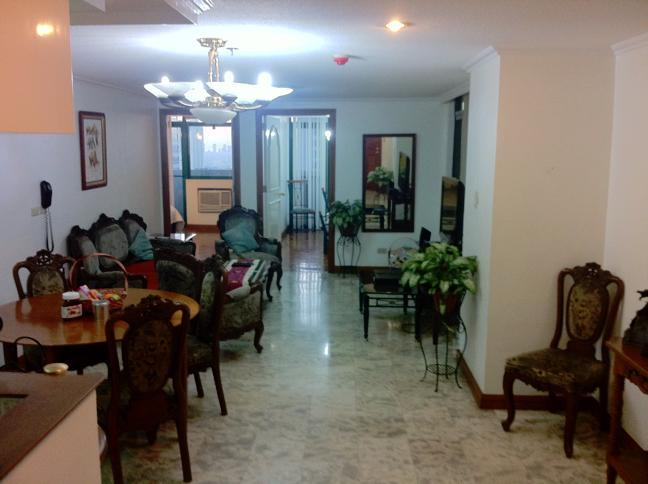 Big 2BR condo w/ maid service in Ortigas Center - Image 1 - Philippines - rentals