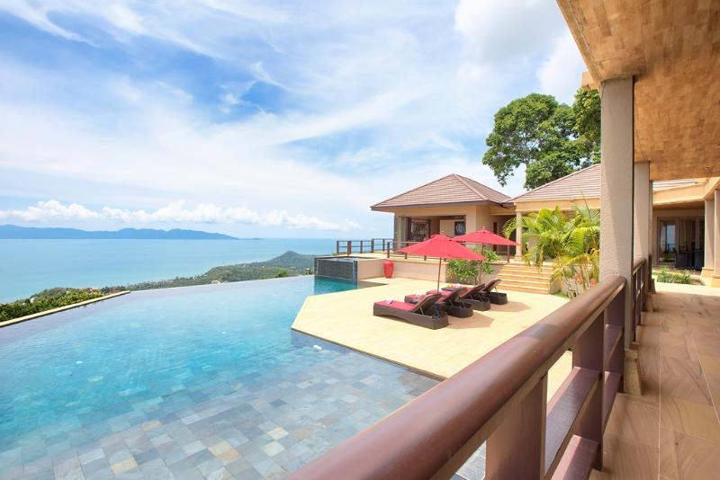 Simply Stunning from every room - Stunning infinity pool, breathtaking ocean views - Koh Samui - rentals
