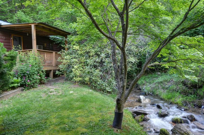 A perfect get-away - A Sweet Get-A-Way - Cherokee - rentals