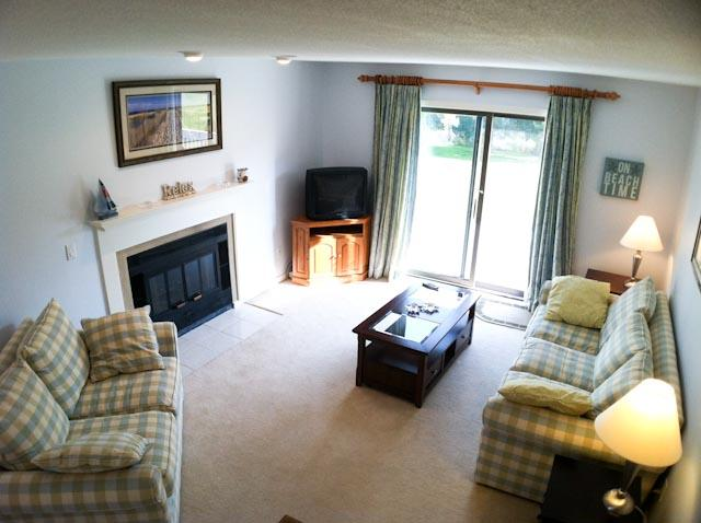Living Area - Bayside Ocean Edge with Beach, Central A/C,  Pool & Tennis - BP0539 - Brewster - rentals