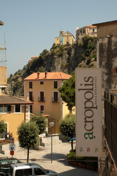 The view from our rooms - B&B Acropolis - Agropoli - rentals