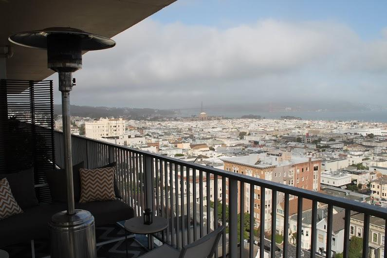 Sophisticated 2Br with Cityscape and Bay Views - Image 1 - San Francisco - rentals