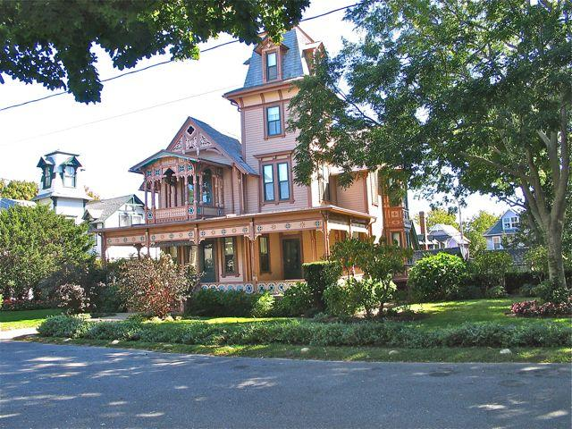 Oak Bluffs In-Town Rental, Cinderella Cottage! (Oak-Bluffs-In-Town-Rental,-Cinderella-Cottage!-OB503) - Image 1 - Oak Bluffs - rentals