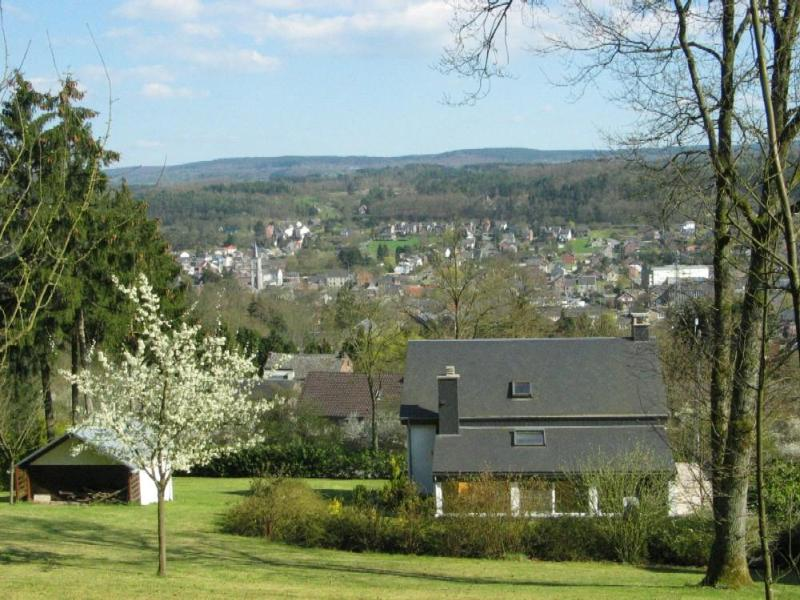 Panorama view from the house - Vakantiehuis Antoine Ardennen Durbuy (8-12 pers.) - Durbuy - rentals