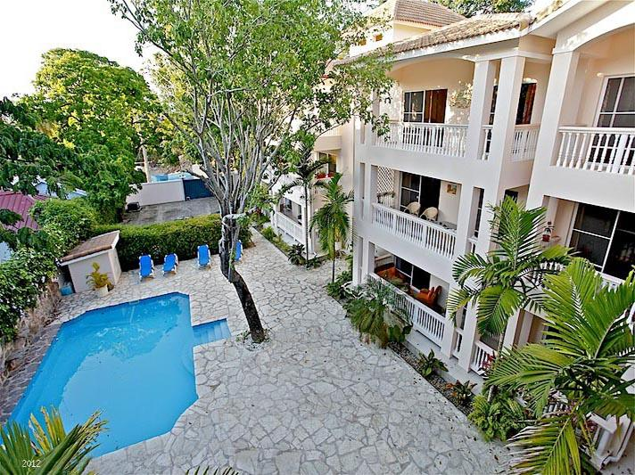 Courtyard - Luxury and Cozy 2BR/2BA New Gated Community. Sosua - Sosua - rentals