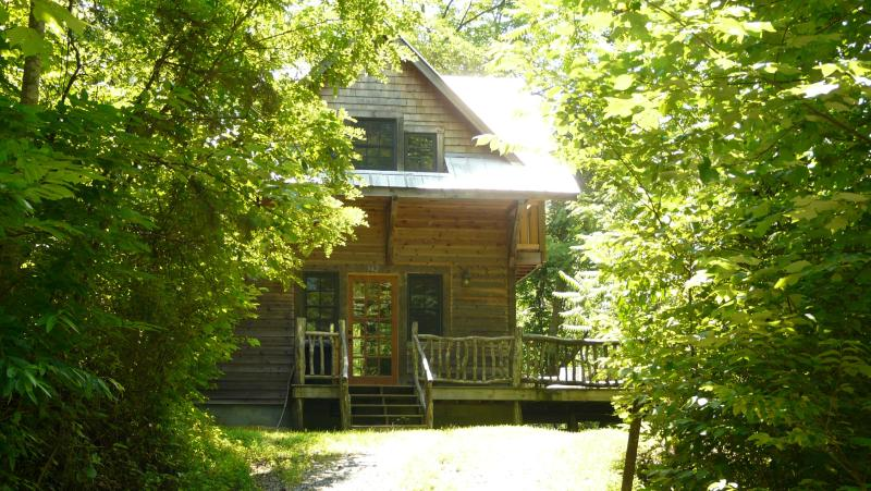 Welcome to Berry Cabin! - Comfortable Cabin with Private Hiking Trails - Marshall - rentals