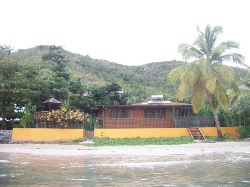 BEACH-HOUSEMIRAGE - BEACH-HOUSE *MIRAGE* - Saint Lucia - rentals