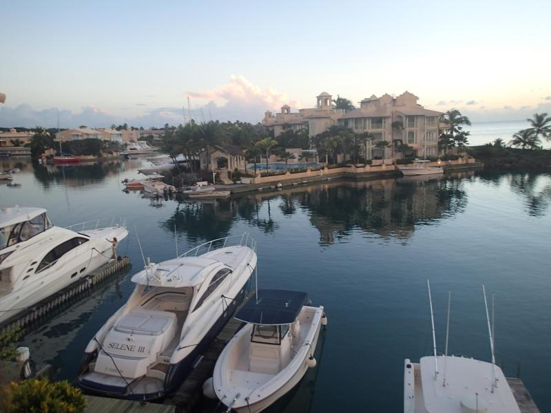 View from 307 - Ocean View 3 or 2 Bedroom Villa at Port St.Charles - Saint Peter - rentals