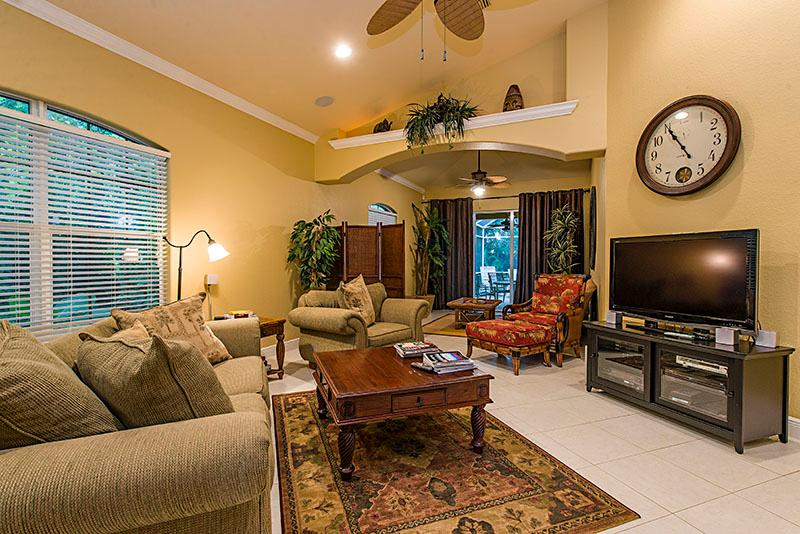 Living Room - House in Naples Park - Naples - rentals