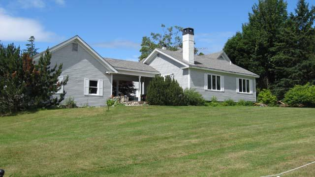 Golf house in the best small town in Maine - Image 1 - Castine - rentals