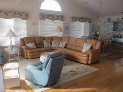 Living Room - 4531 Central Avenue 2nd Floor 116385 - Ocean City - rentals