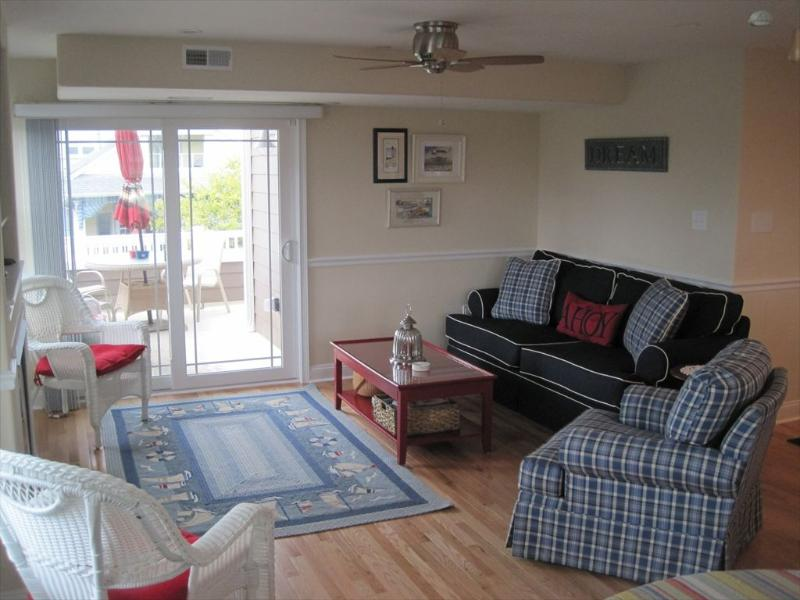 802 Delancey Place 2nd B 117372 - Image 1 - Ocean City - rentals