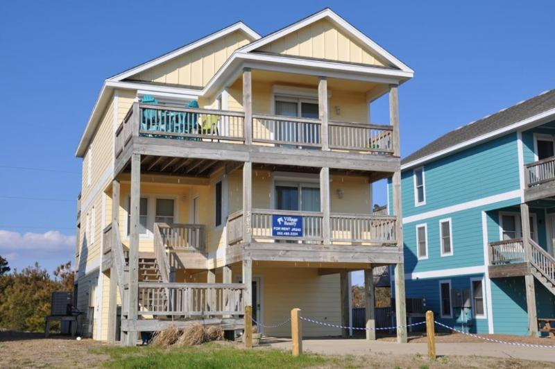 JR243: Shore Thing - Image 1 - Nags Head - rentals