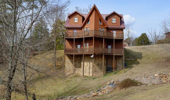 T & R's Mountain Dream - Image 1 - Gatlinburg - rentals