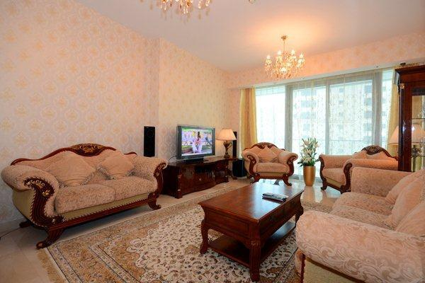 Beautiful 2 Bedroom in Dubai Marina 568861 - Image 1 - Emirate of Dubai - rentals