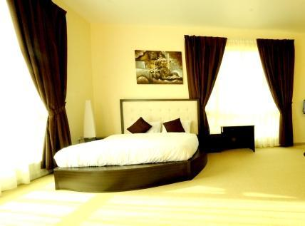 Badroom - Fully Furnished 1 Bedroom flat in Abu Dhabi - (Khalifa A Complex) - Abu Dhabi - rentals