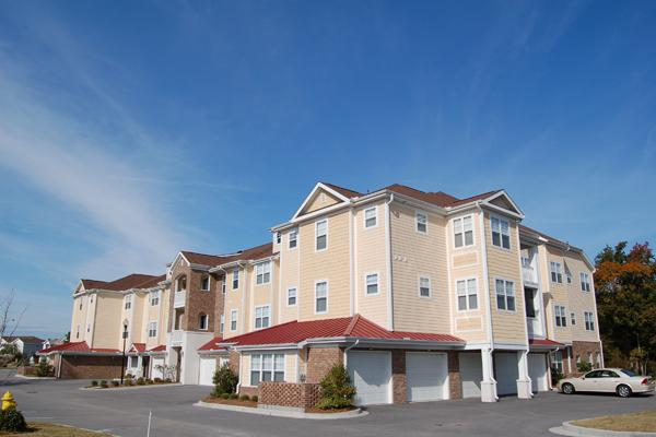 The buildings of Greenbriar at Barefoot Resort - 3BR villa @ Greenbriar 432 in Barefoot Resort - North Myrtle Beach - rentals