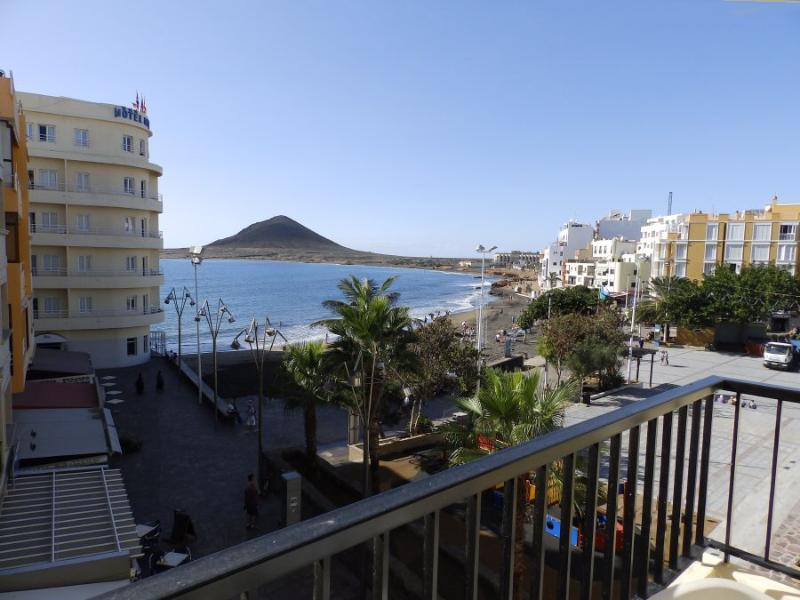 Views - Beachfront Apartment in El Medano - El Medano - rentals