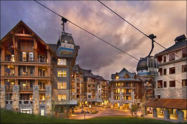 Luxury Village Hotel Room - 100 Yards to Gondola - One Level Luxury Hotel Room  (1934) - Lake Tahoe - rentals