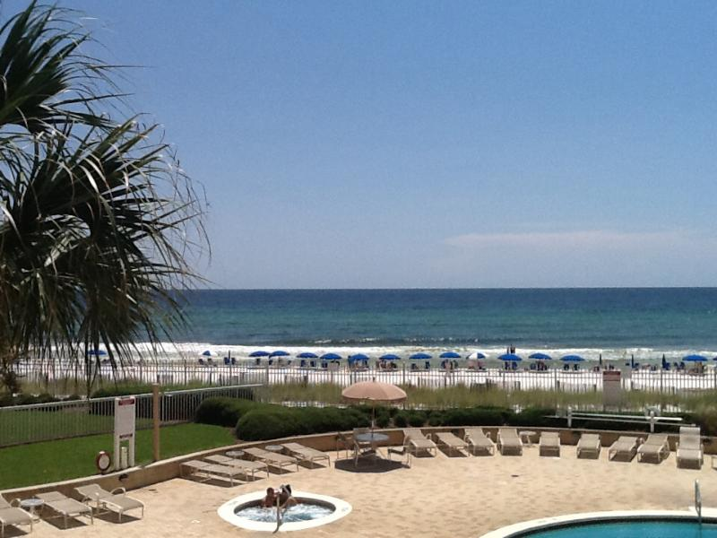 Wow-what a view! Enjoy the pool and hot tub! - 2nd floor penthouse Silver Beach Towers - Destin - rentals