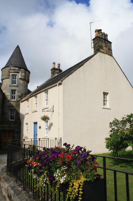 Fountain House - Fountain House: Holiday Cottage in Falkland, Fife - Falkland - rentals