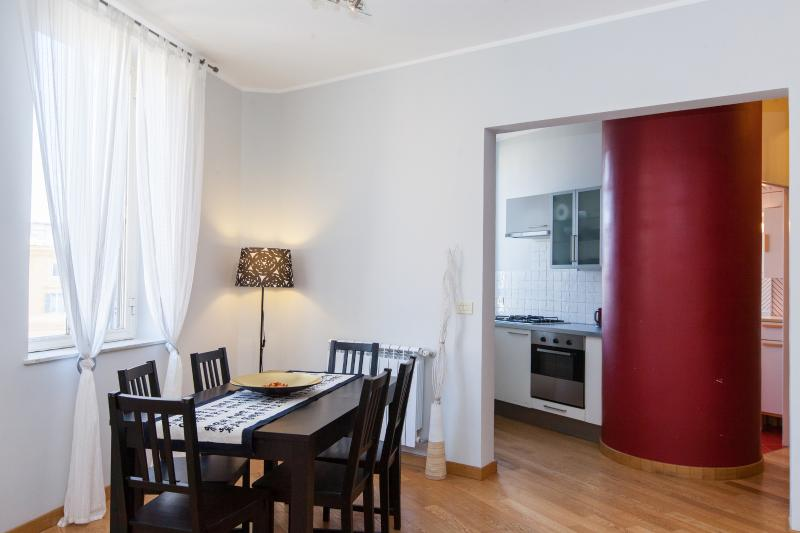 Lovely apartment near Subway Line B - Image 1 - Rome - rentals