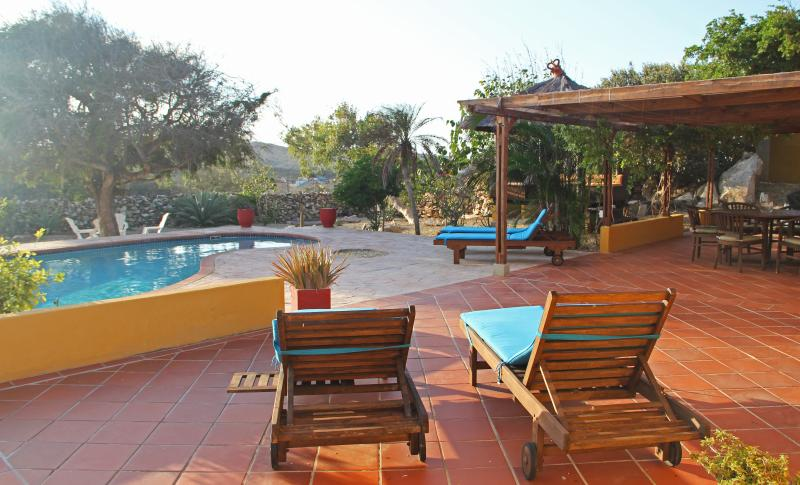 Villa Tamarinde Aruba- Peaceful countryside villa - sleeps 8 *Flash Sale* - Image 1 - Paradera - rentals