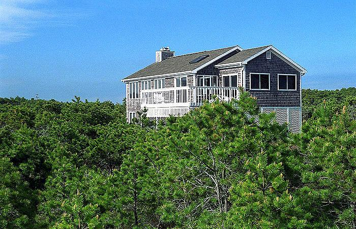 1669 - Spectacular Oceanview Home On Wasque Point - Image 1 - Chappaquiddick - rentals