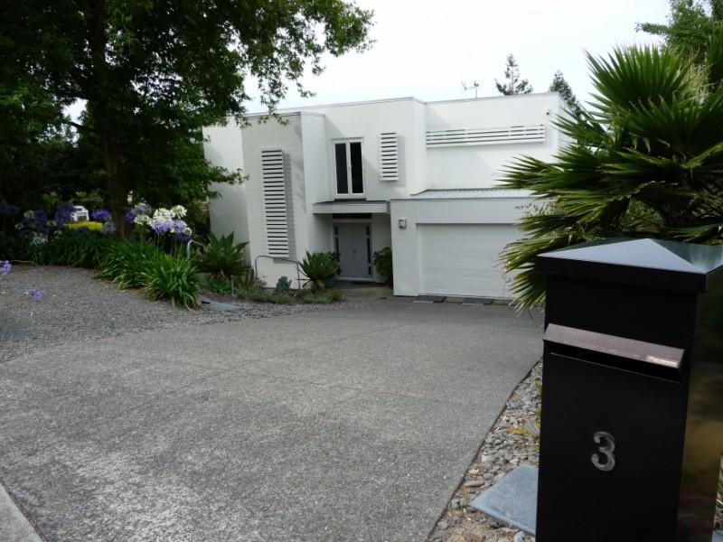 Hikanui Apartment - Quiet luxury apartment - Havelock North - rentals