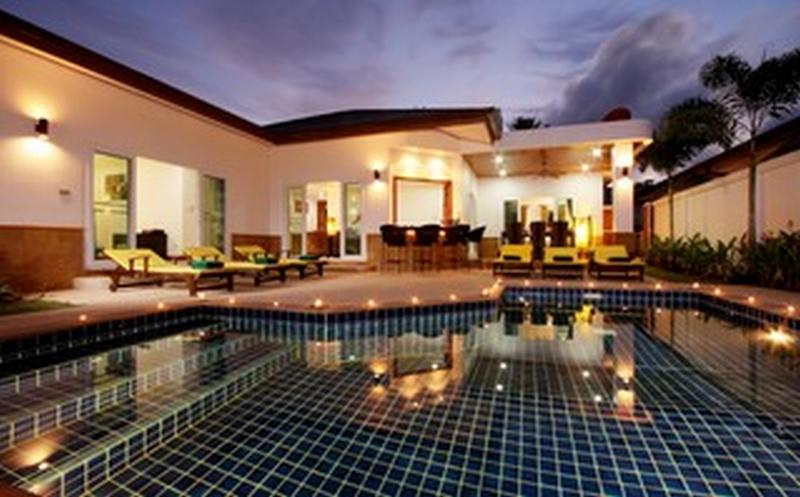 3-4 Bedrooms Villa In A Relaxed And Tranquil Location For Rent In Rawai, phuket - Image 1 - Chalong - rentals