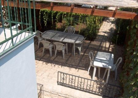 View of part of the garden - Holiday home with private garden, AC, near beach - Scicli - rentals