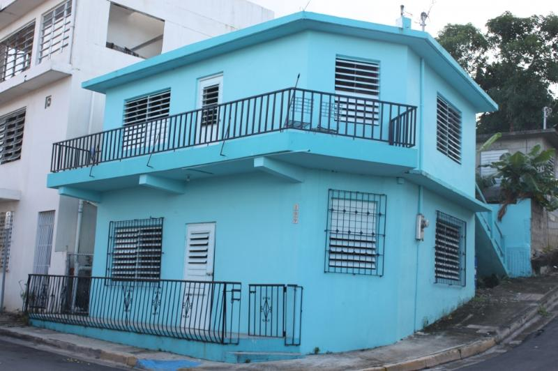 Front of house - The perfect city beach house (Close to everything) - Vieques - rentals