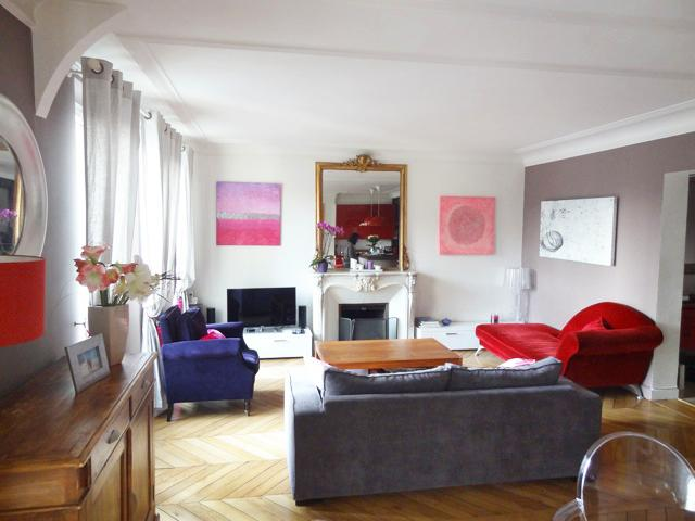 **SUPER FAMILY HOME NEAR THE LUXEMBOURG GARDENS** - Image 1 - 14th Arrondissement Observatoire - rentals