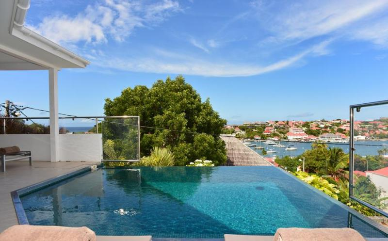 Wastra at Gustavia, St. Barth - Ocean and Harbour View, Amazing, Walk to Beach, Restaurants, Shops and Nightlife - Image 1 - Gustavia - rentals